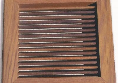 marine teak AC vent-1