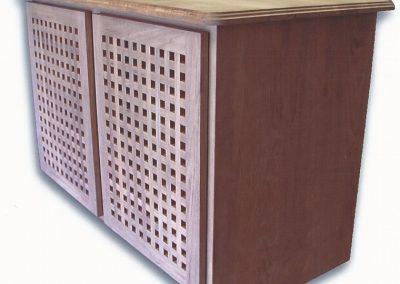 marine teak cabinets-8