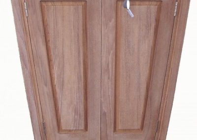 marine teak entry doors-3