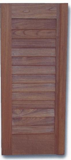 marine teak louver doors-2