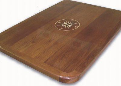 Solid Teak Table Top Original Style