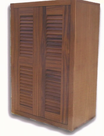 Cabinets Louver Style