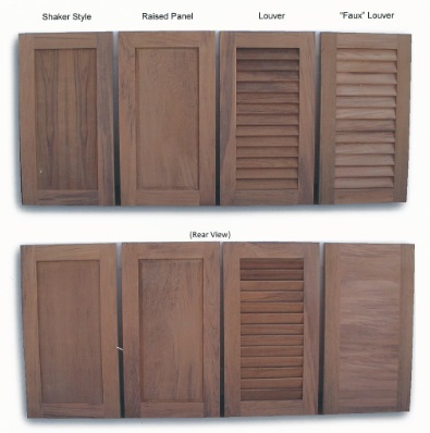 Styles of Cabinets