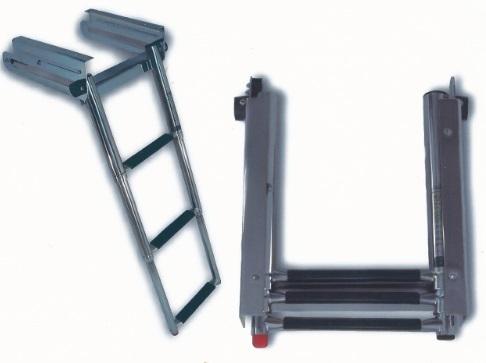 Pop-N-lock style Ladder